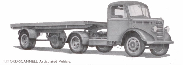 Bedford OS Scammell