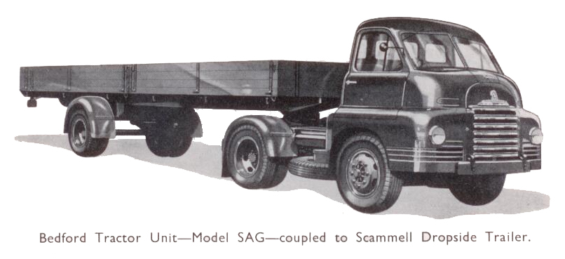 Bedford S Type Scammell